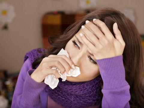 Сопутствующие симптомы заболеваний горла