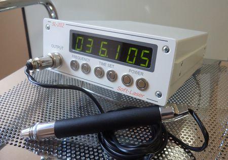 Аппарат для лазеротерапии