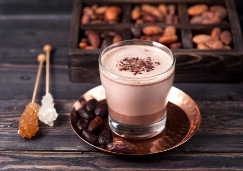 Какао помогает быстро восстановить голос