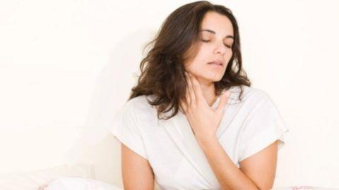 Тонзиллит лучше вылечить до наступления беременности