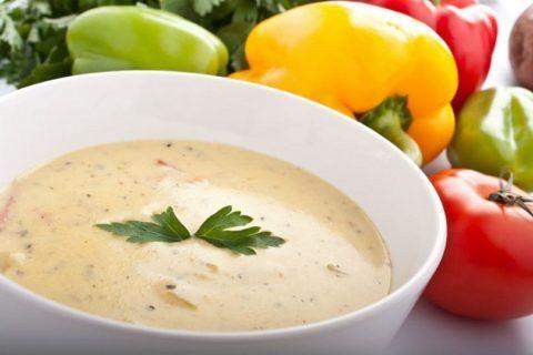 Ммм, суп-пюре!