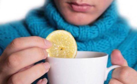 Лимон можно включать в состав множества полезных напитков