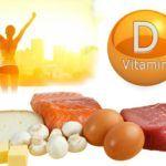 В рационе должен присутствовать витамин D