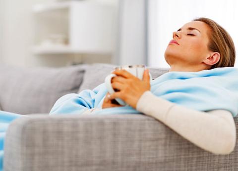 Строгий постельный режим, обильное питье, правильный рацион.