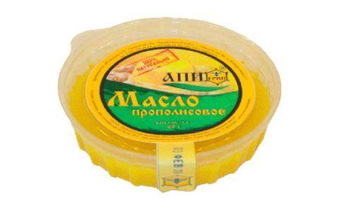 Масло прополиса реализуемое через аптеки
