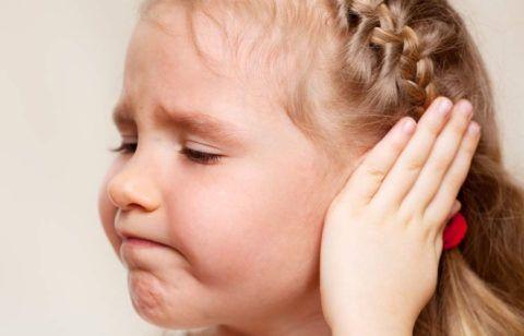 Отит в детском возрасте случается довольно часто