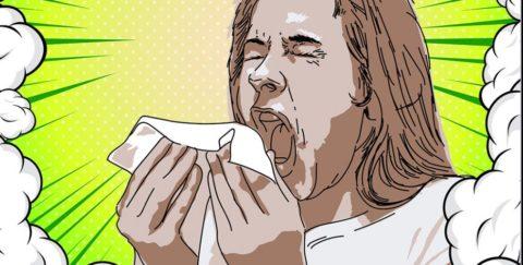 Неправильное сморкание может стать одной из причин заболевания ушей